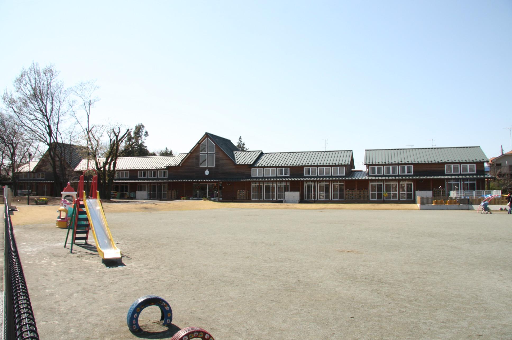 春日部市立庄和第1保育所内観写真